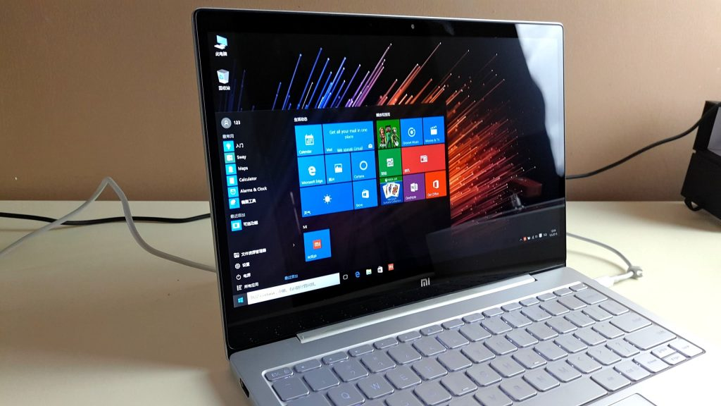 Xiaomi Air i3 Notebook pantalla