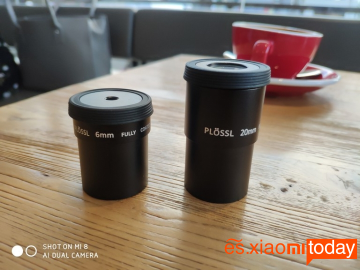 Xiaomi Beebest XA90 Lentes
