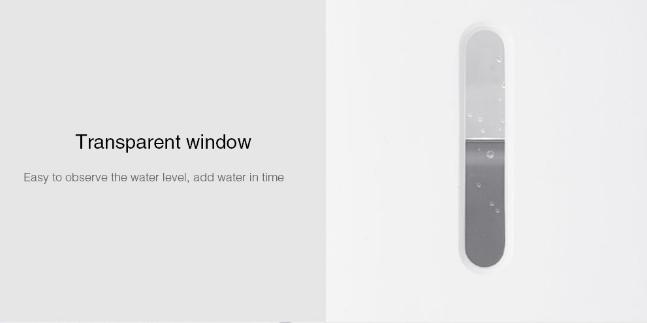 Xiaomi MG - WF001 Diseño