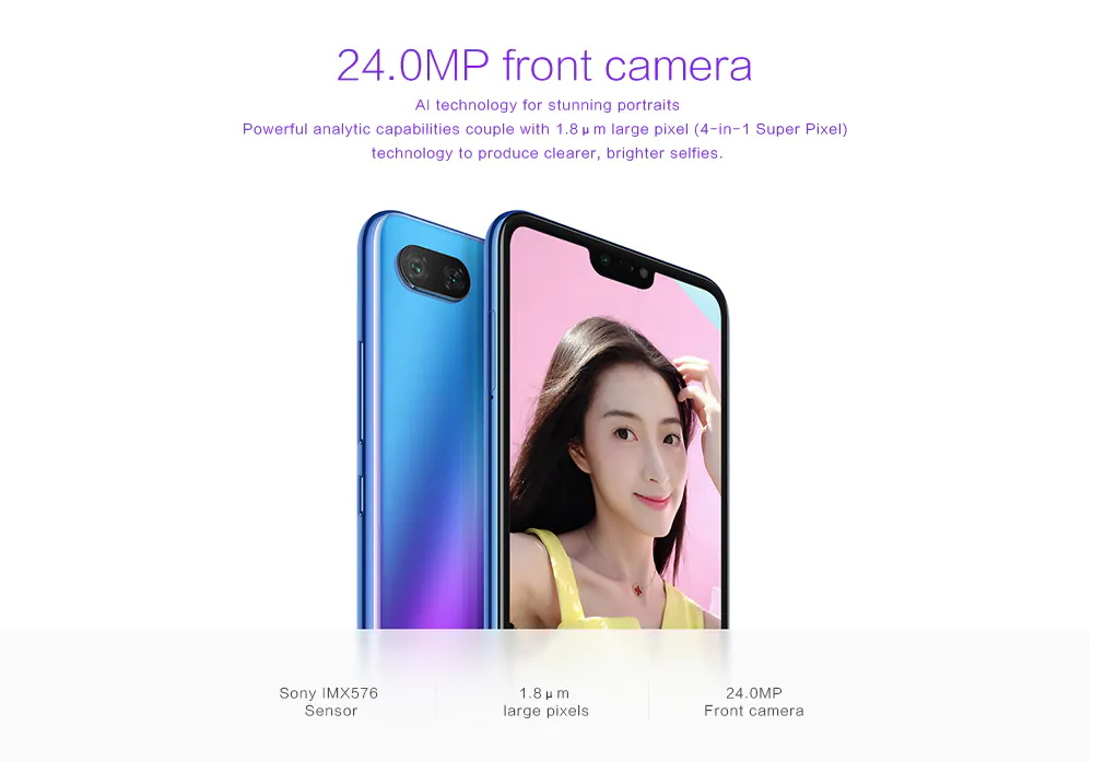 Xiaomi Mi 8 Lite cámara