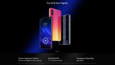 Xiaomi Mi 8 Pro destacada