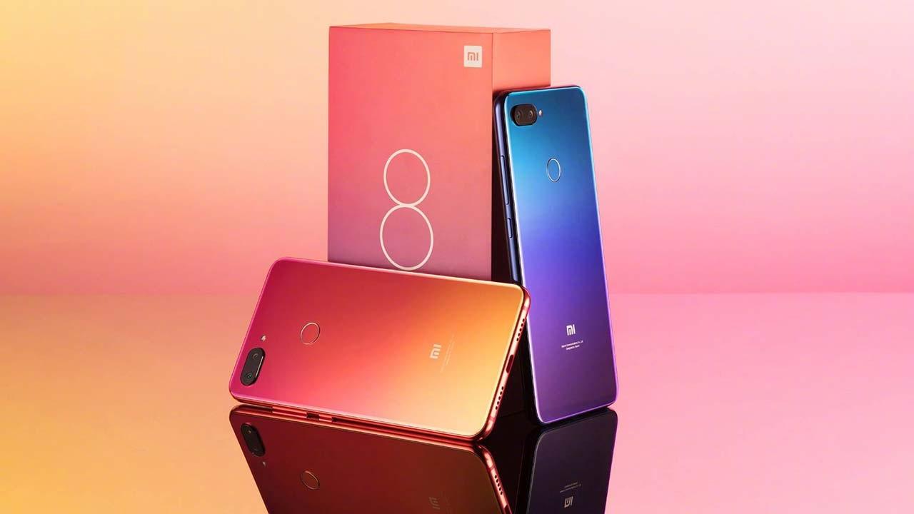 Xiaomi Mi 8 Pro introducción