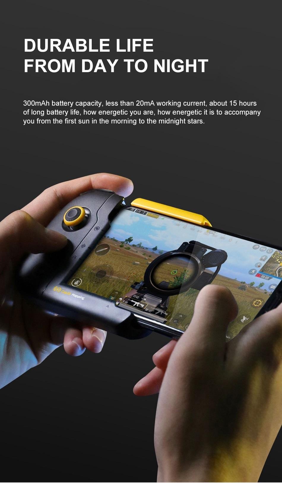 Xiaomi Mijia Flydigi batería