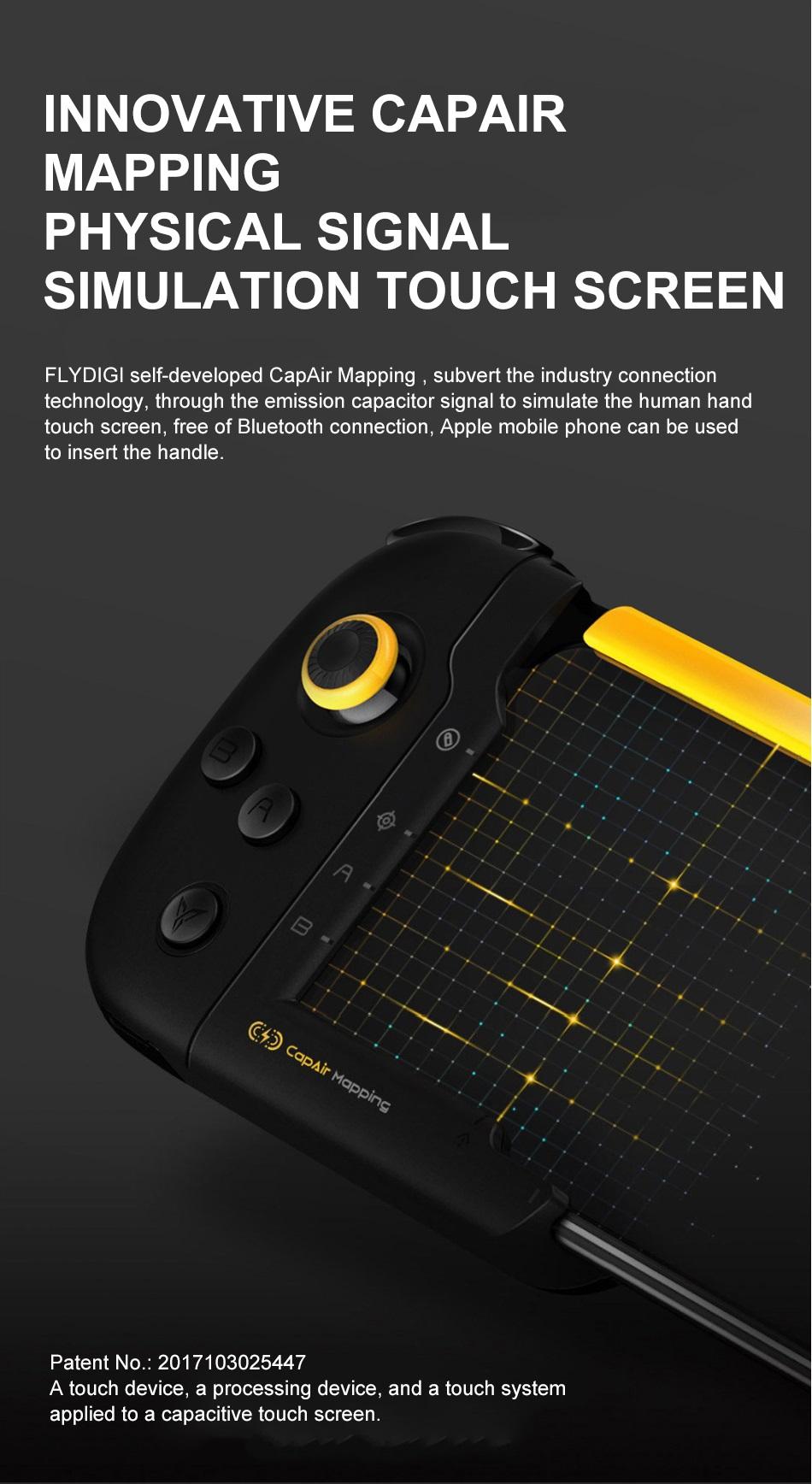 Xiaomi Mijia Flydigi tecnología