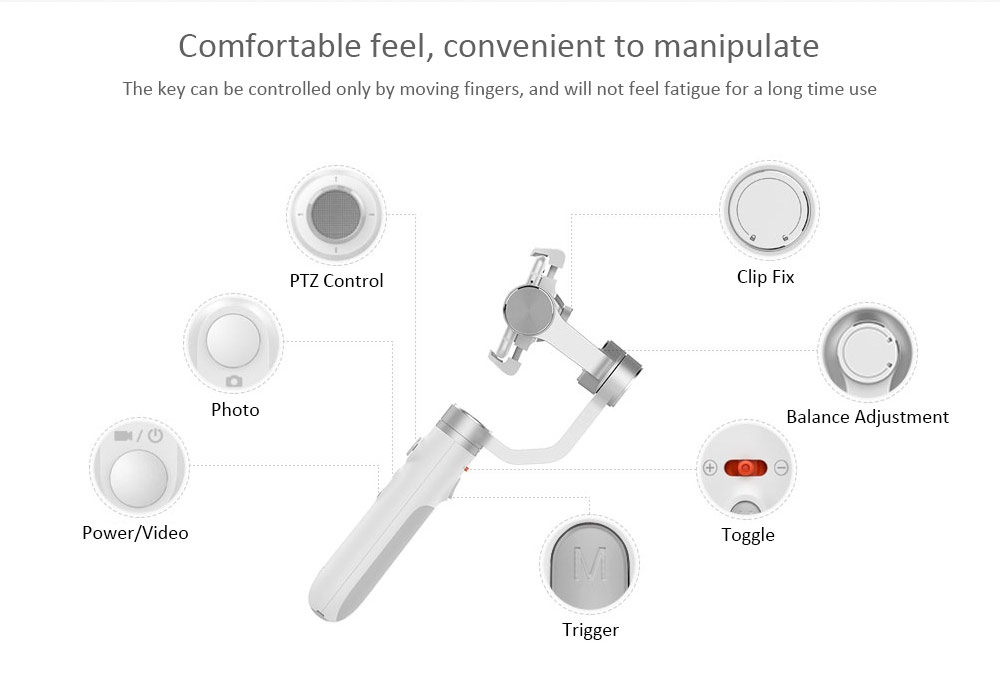 Xiaomi Mijia SJYT01FMdiseño