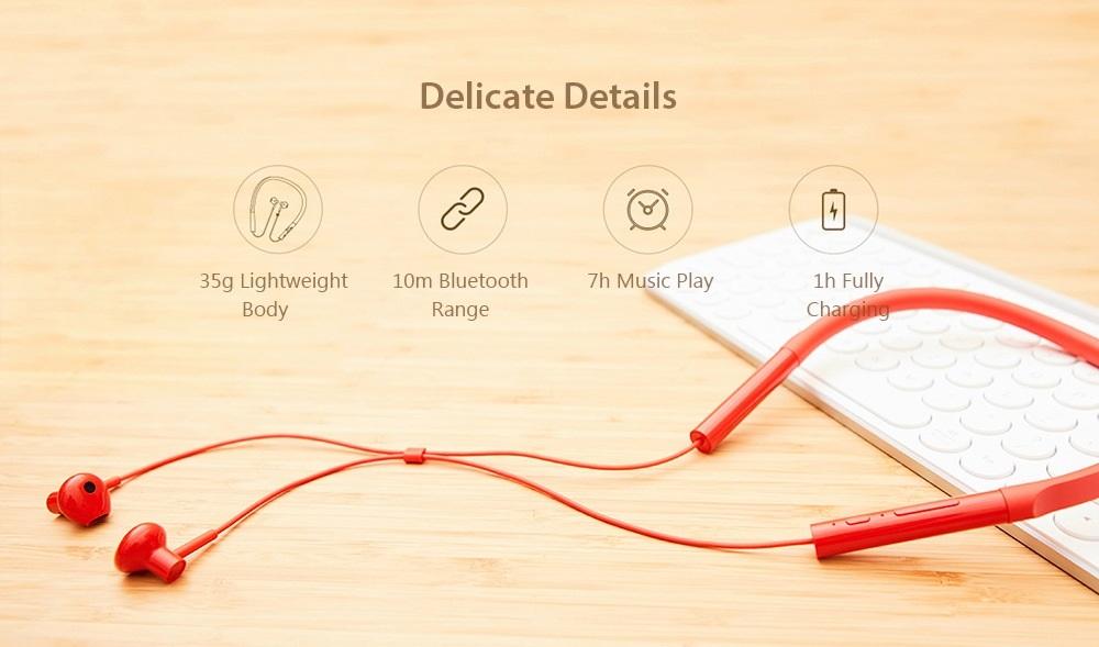 Xiaomi Necklace Bluetooth Earphone características