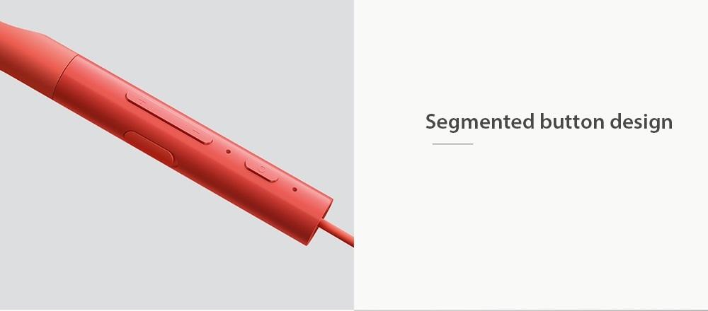 Xiaomi Necklace Bluetooth Earphone diseño