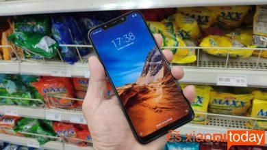 Xiaomi Pocophone F1 destacada