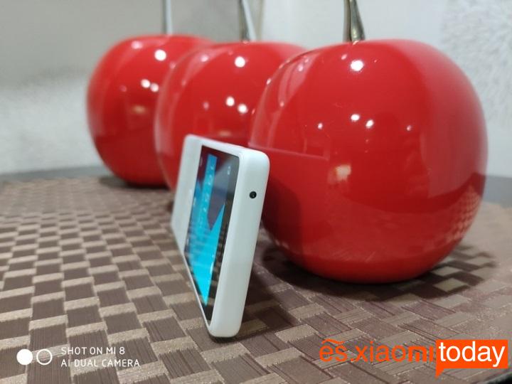 Xiaomi QIN 1S superior