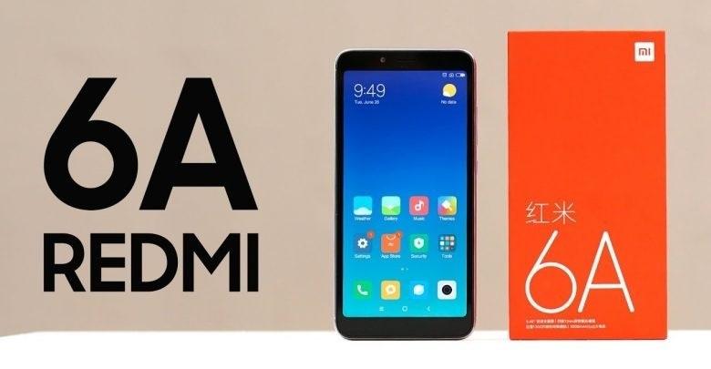 Xiaomi Redmi 6 características