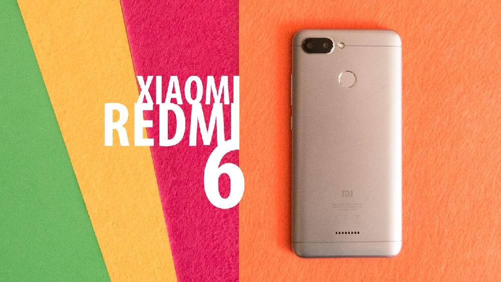 Xiaomi Redmi 6 destacada