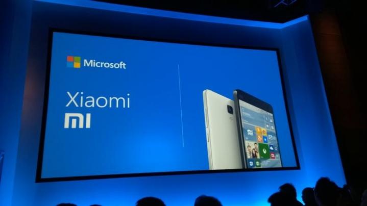 Xiaomi conferencia