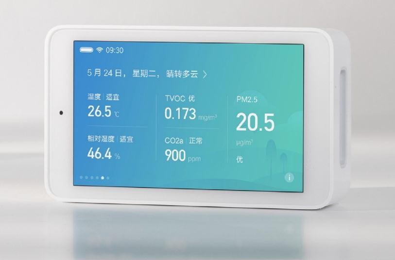 Xiaomi detector de aire
