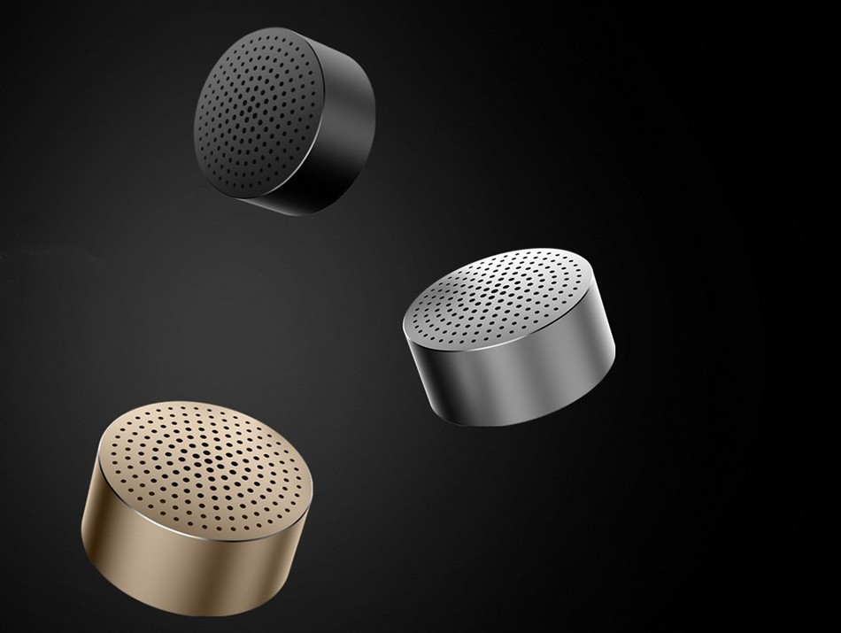 Gearvita Xiaomi Mini Subwoofer Portable Wireless Bluetooth Speaker