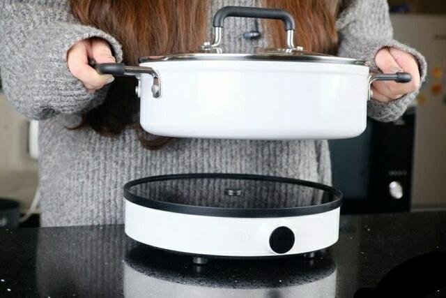 Nuevos productos para el mercado español - Mi Induction Cooker