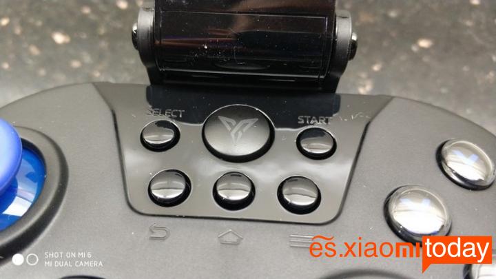 Fei Zhi X8 Pro Gaming Pad Análisis - Diseño y construcción