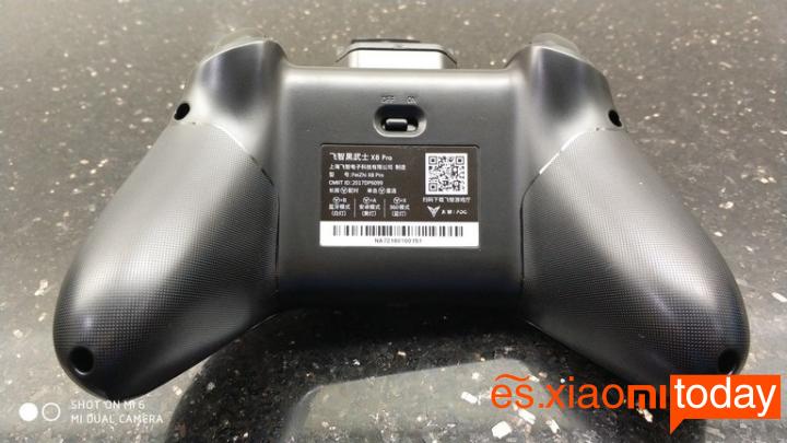 Fei Zhi X8 Pro Gaming Pad Análisis - Características