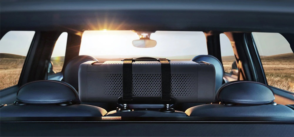 Xiaomi ROIDMI Car Air Purifier - Instalación