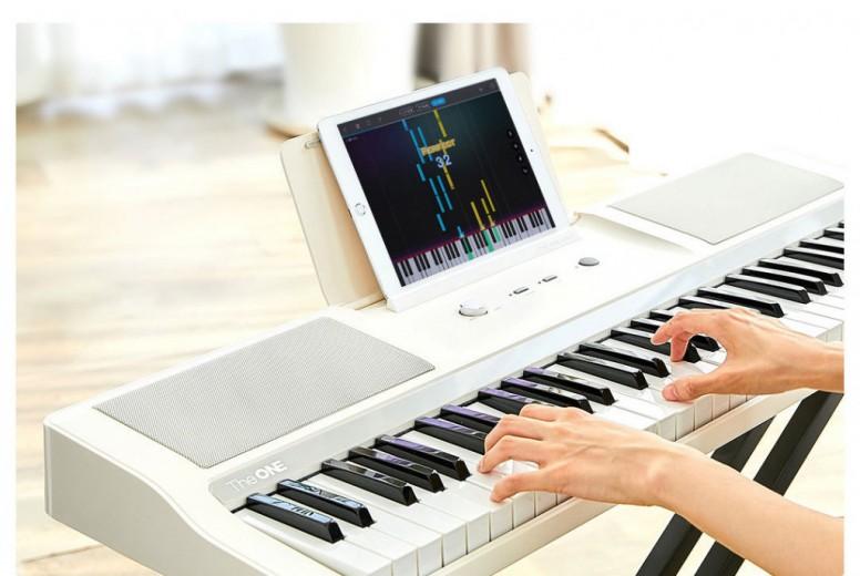 Xiaomi TheOne Smart Keyboard Piano - Características y funciones