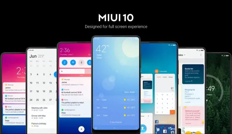 Actualización MIUI 10.1 Estable