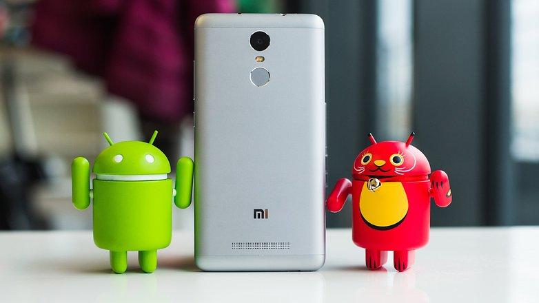MIUI 10.1 Global - Xiaomi Redmi Note 3