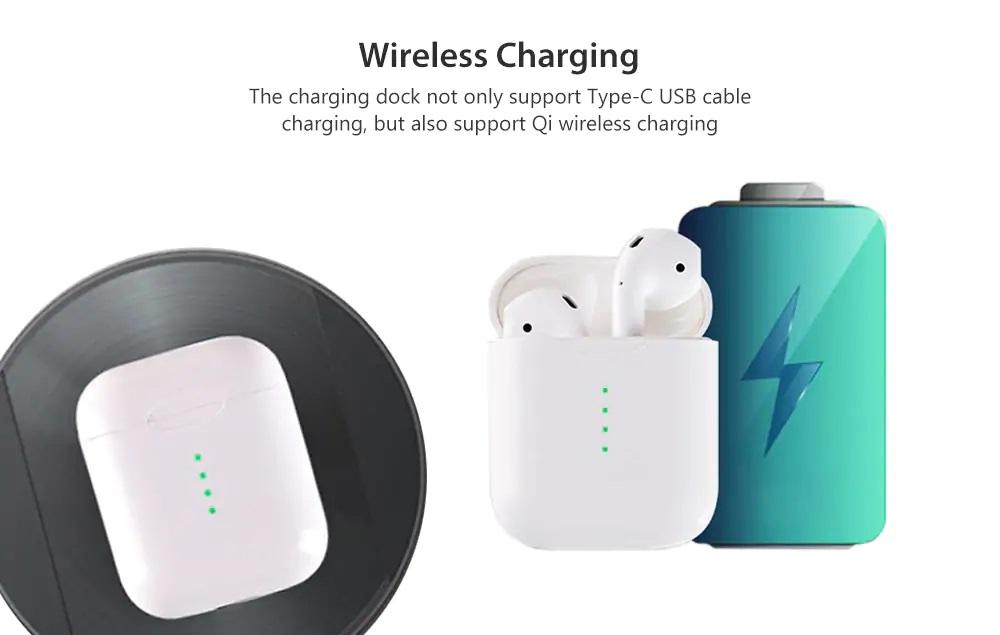 Auriculares i10 TWS Mini batería