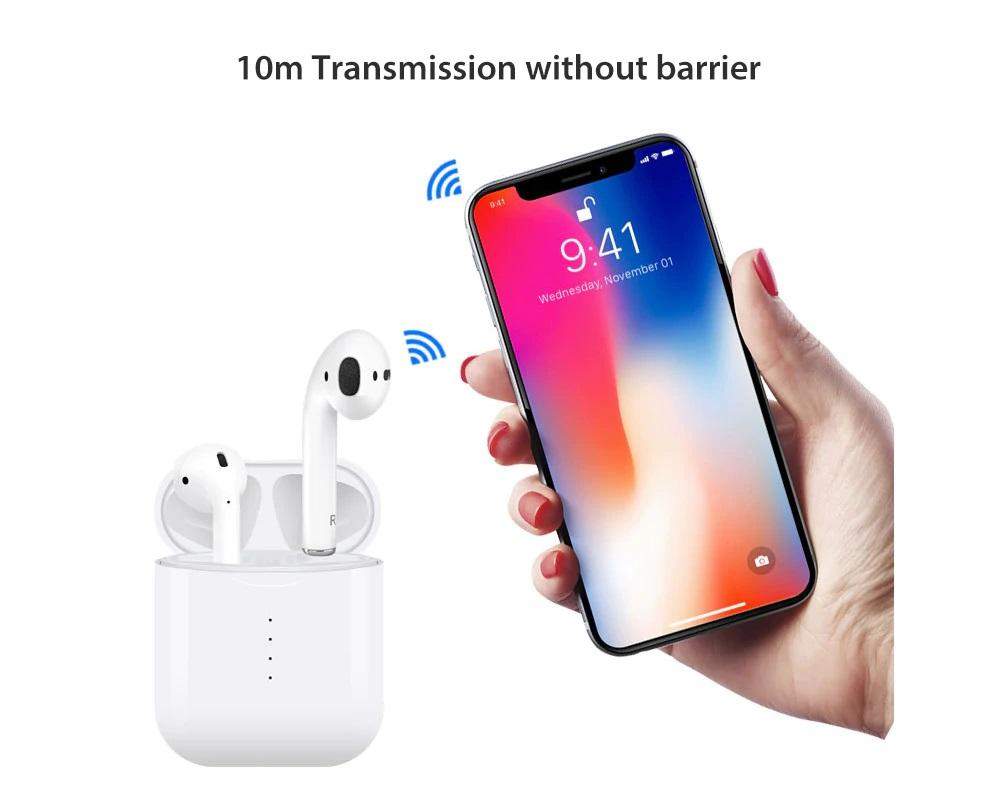 Auriculares i10 TWS Mini características