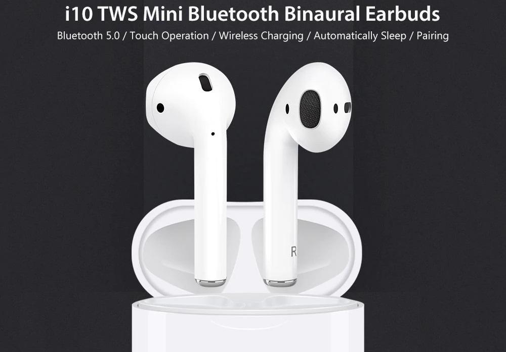 Auriculares i10 TWS Mini destacada