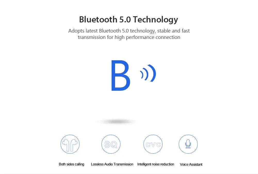 Auriculares i9X TWS conexiones