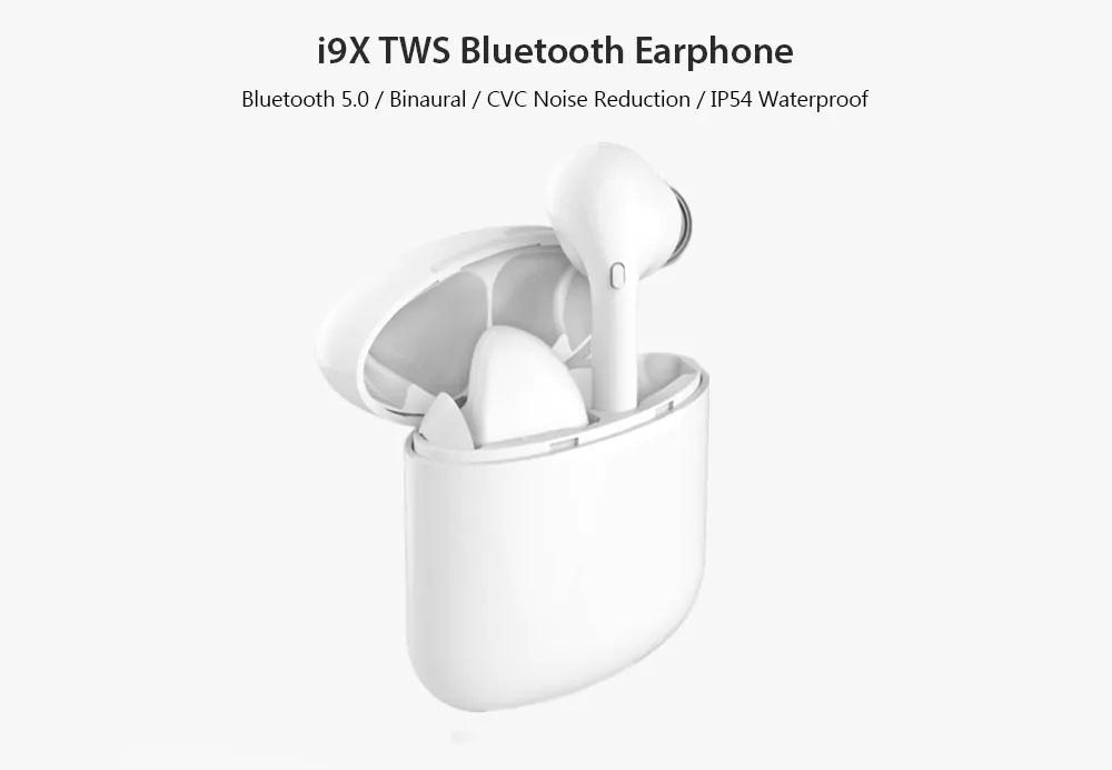 Auriculares i9X TWS destacada