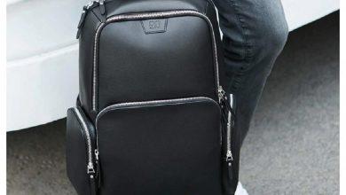 Bolso de cuero Xiaomi Mijia(Xiaomi 90 Fun mochila) destacada