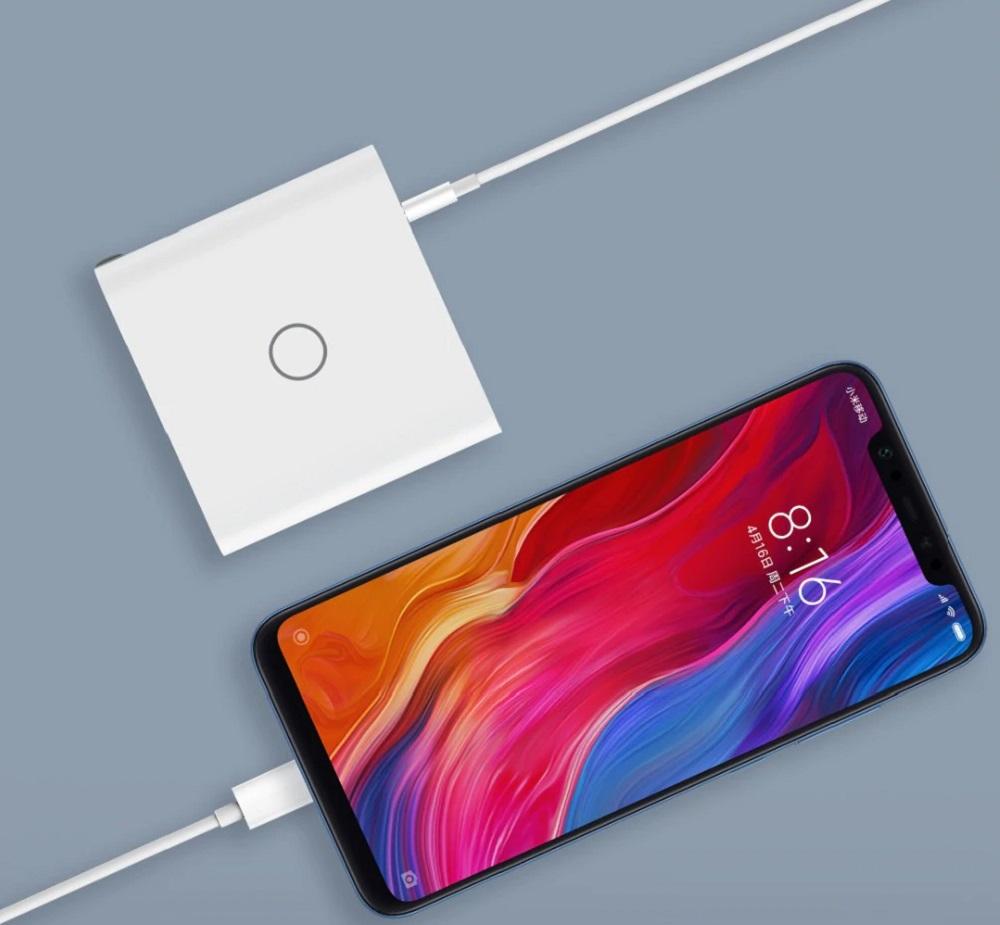 Cargador Xiaomi Mijia ZMI 65W introduccion