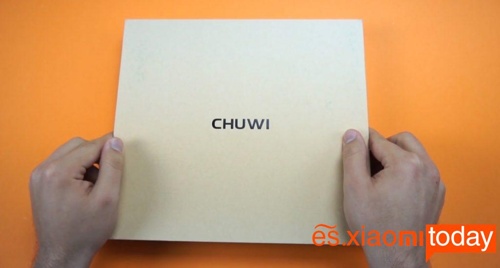 Chuwi Hi9 Air caja