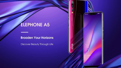 Elephone A5 Imagen destacada