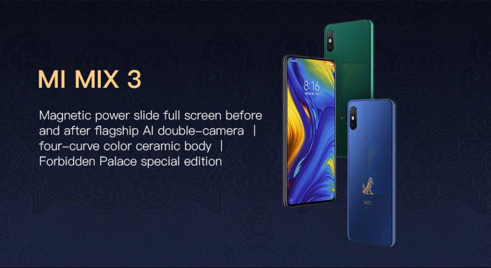 Gearvita promoción navideña Xiaomi Mi MIX 3