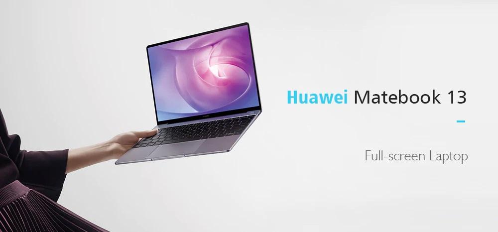 Huawei Matebook 13 Introducción
