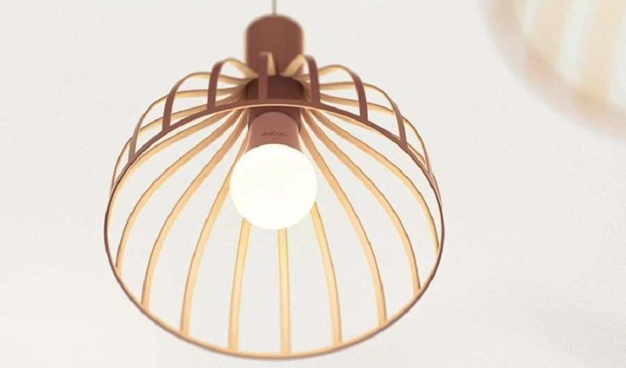 Koogeek Bombilla LED E27 diseño iluminación