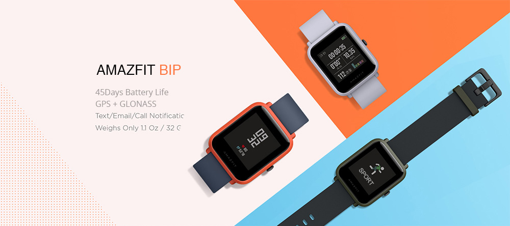 Promoción Christmas is coming Xiaomi Huami Amazfit Bip