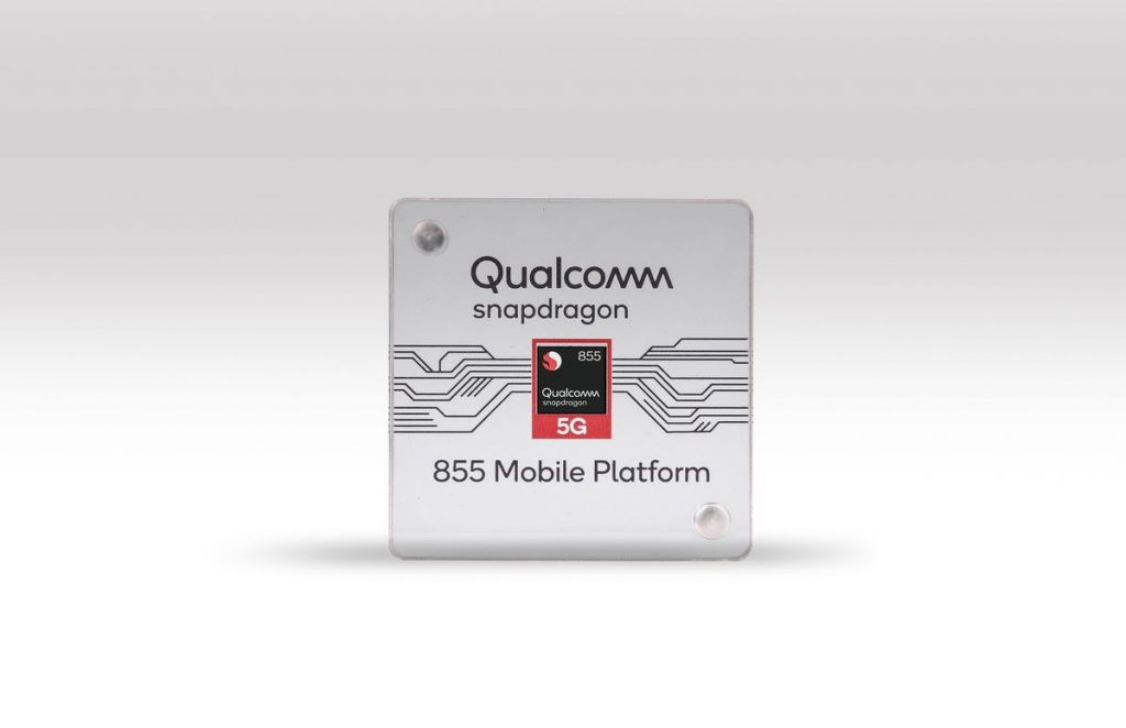 Qualcoom Snapdragon 855 muestra