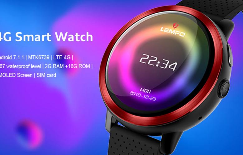 Lemfo Lem8 Smartwatch: Hardware y software
