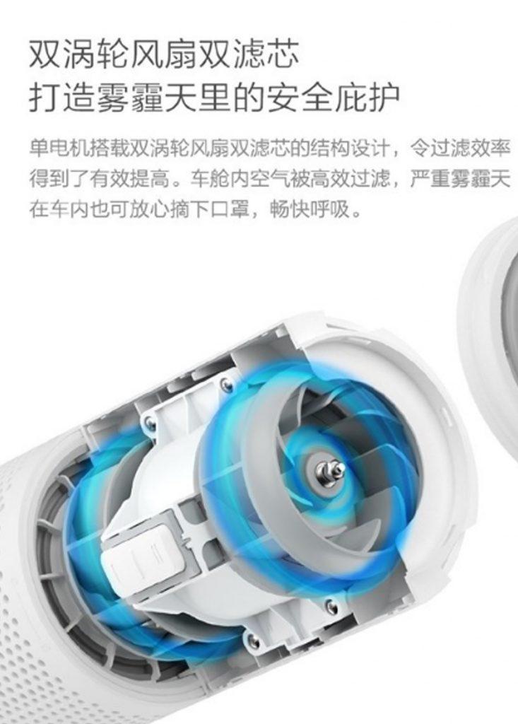Smartmi Turbinas