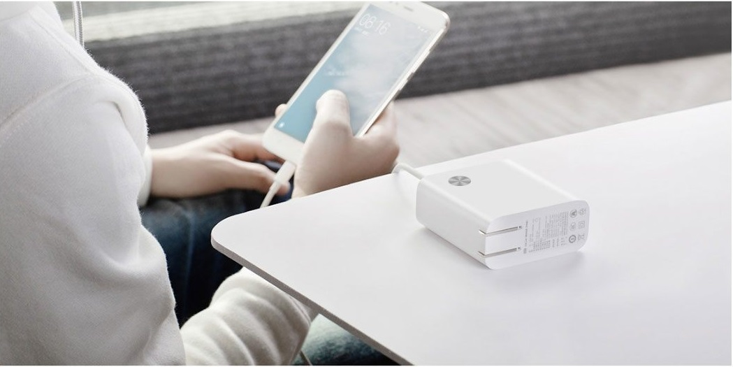Xiaomi 2 in 1 Power Bank Destacada