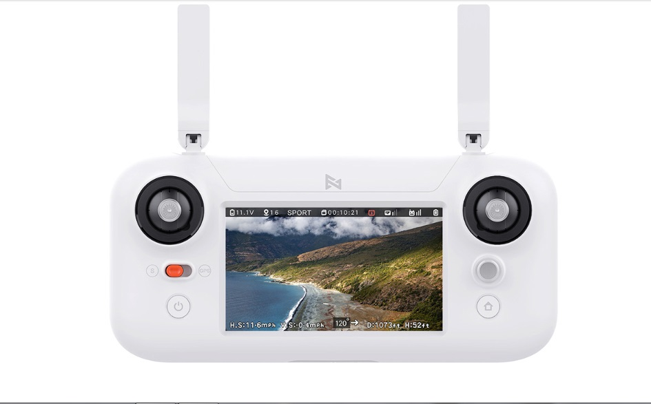 Xiaomi Fimi A3 Drone Gimbal pantalla
