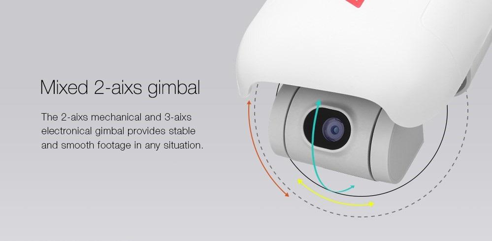Xiaomi Fimi A3 Drone cámara cardan