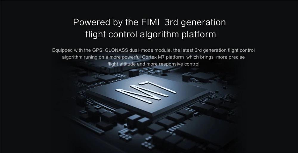 Xiaomi Fimi A3 Drone características
