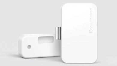 Xiaomi Intelligent APP Remote Control Lock
