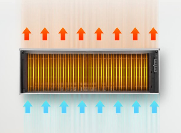 Xiaomi LTK Electric Heating Radiator Funcionamiento
