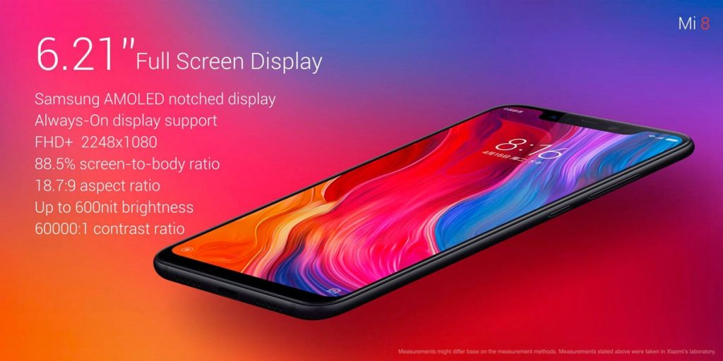 Xiaomi Mi 8 MIUI 10
