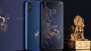 Xiaomi Mi MIX 3 Palace presentación