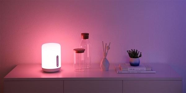 Xiaomi Mijia Bedside Lamp 2 introducción